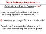 public relations functions mullin 32717