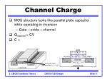channel charge11