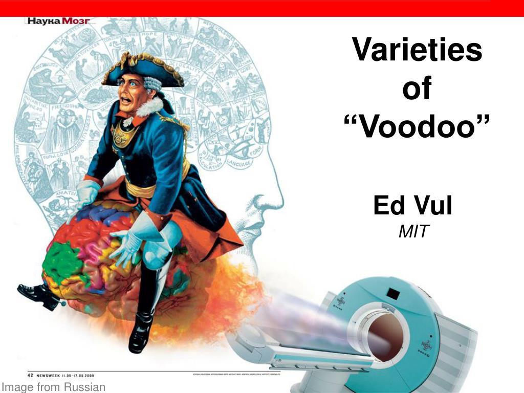 varieties of voodoo l.