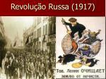 revolu o russa 1917