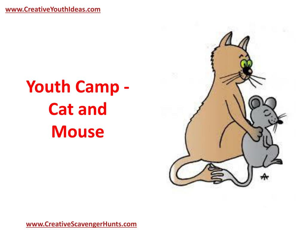 youth camp cat and mouse l.