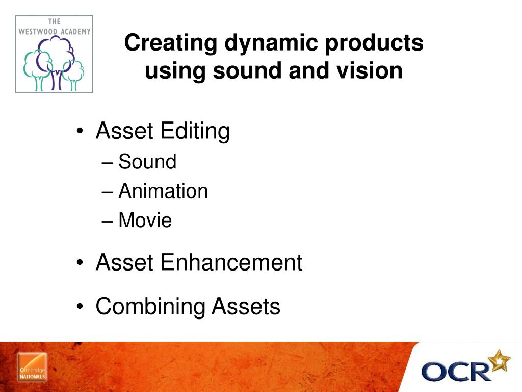 Creating dynamic products