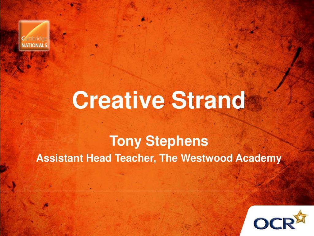 Creative Strand