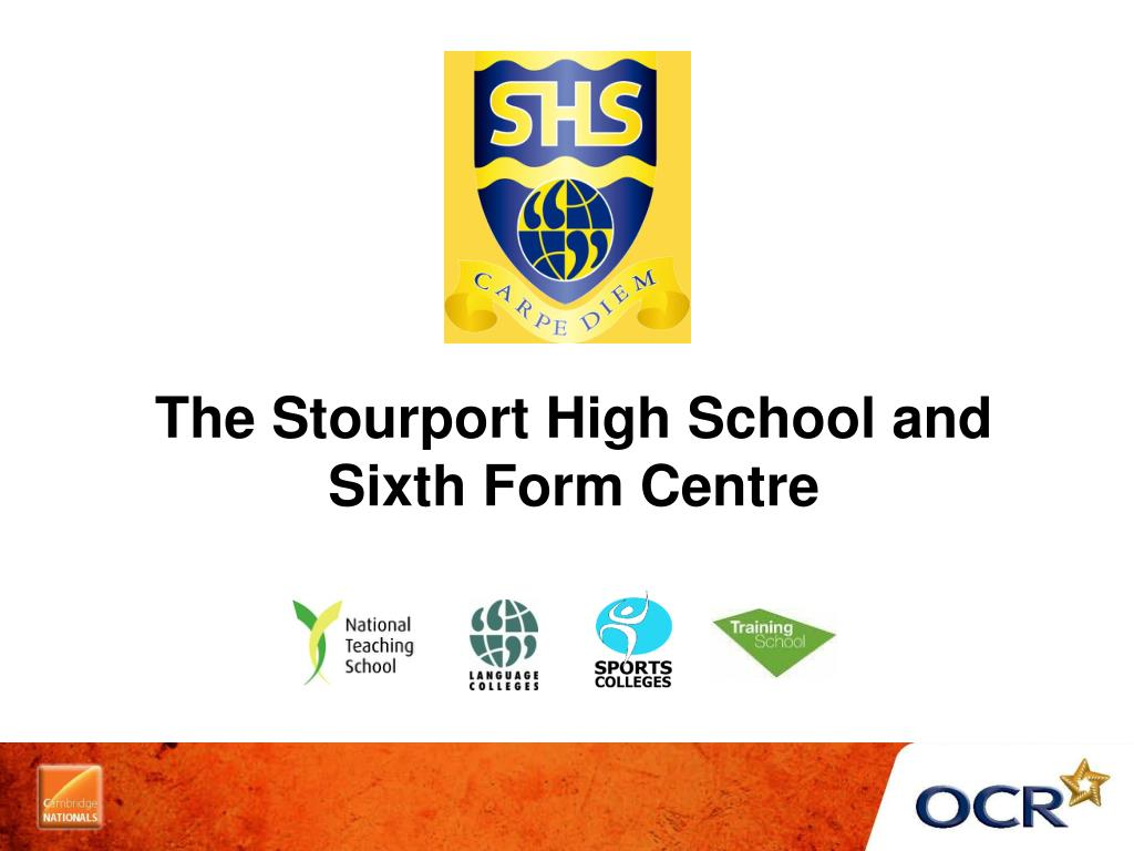 The Stourport High School and