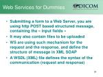 web services for dummies