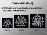 diamondoids i