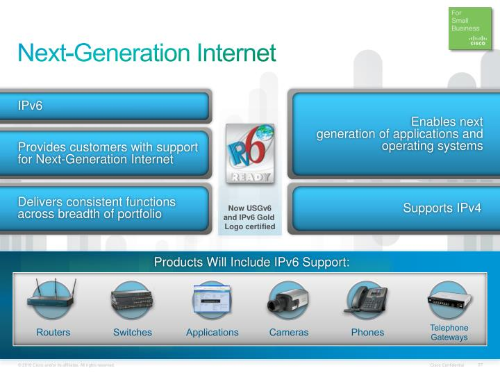 Next-Generation Internet