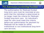 pre admission screening process4