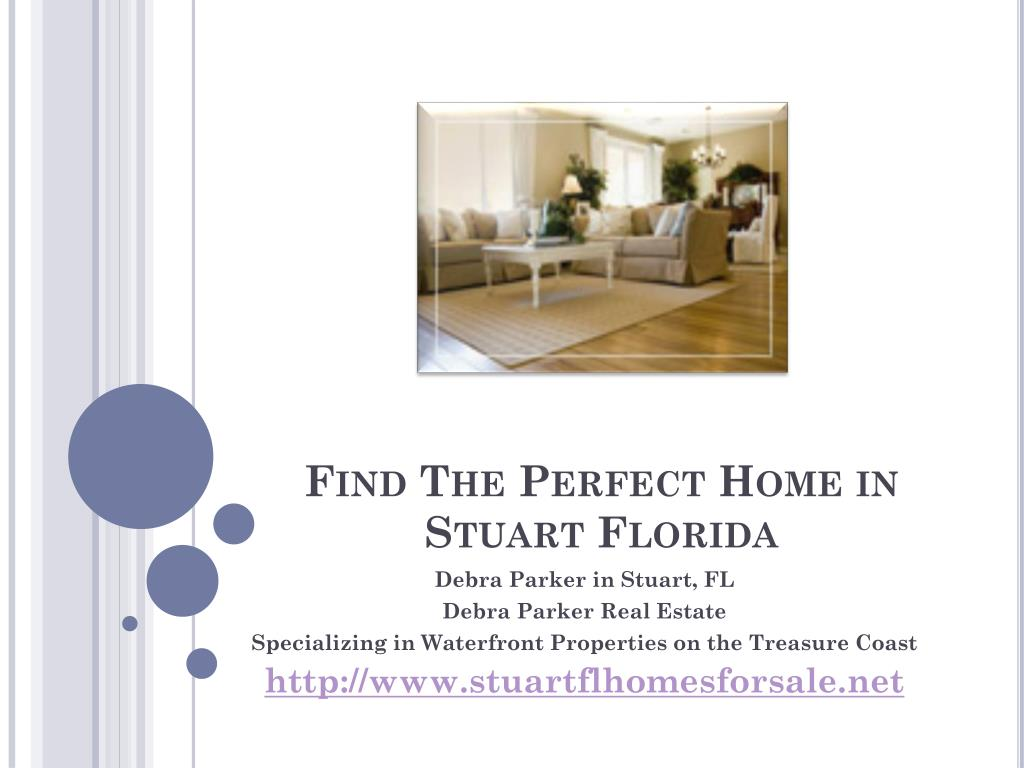 find the perfect home in stuart florida l.