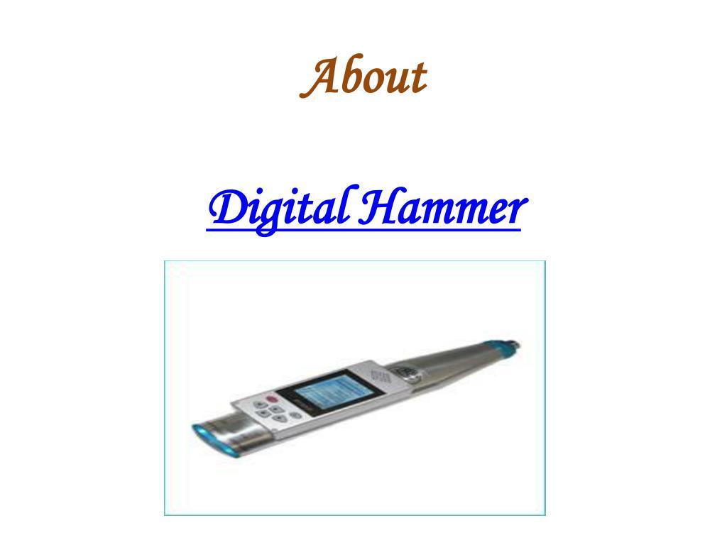 about digital hammer l.