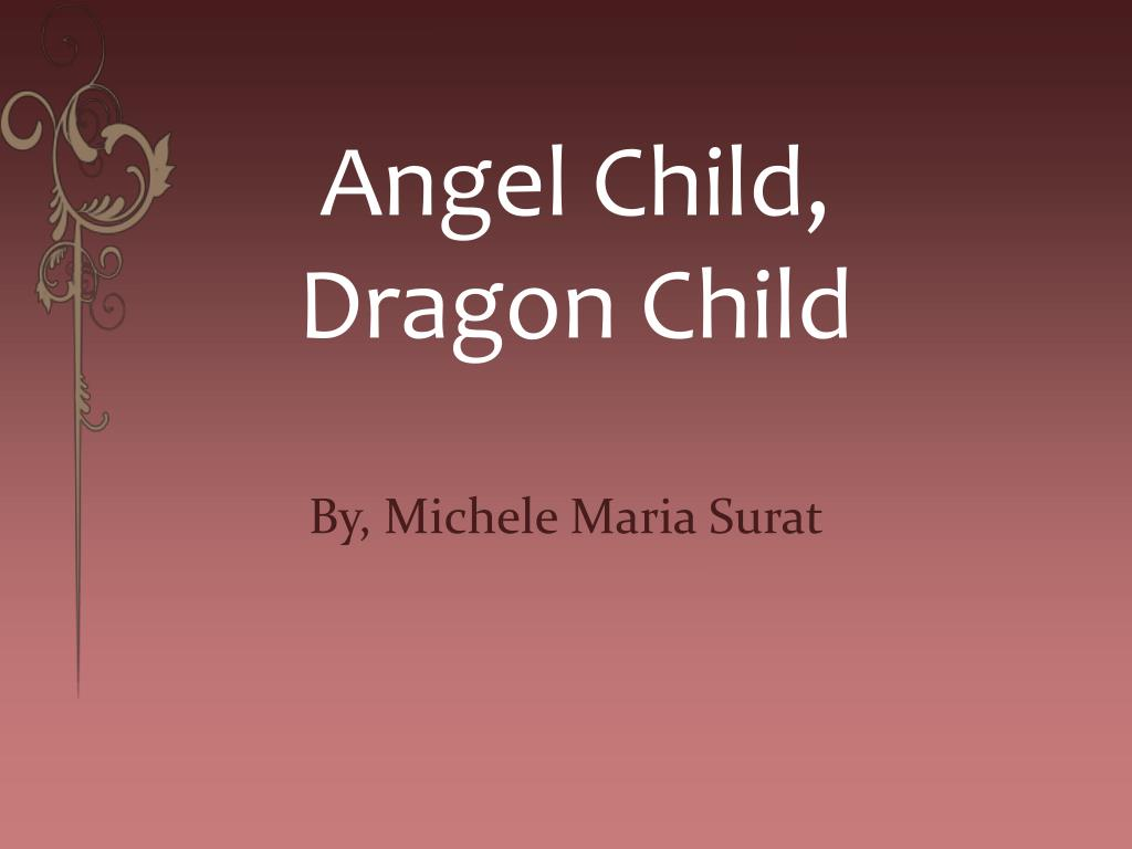 angel child dragon child l.