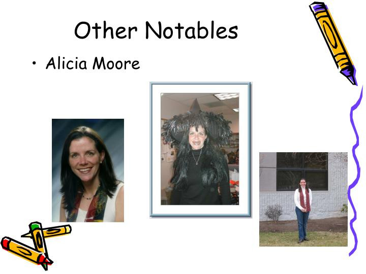 Other Notables