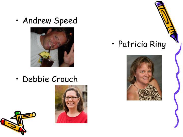 Andrew Speed