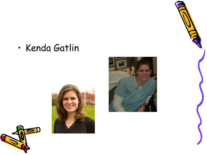 Kenda Gatlin
