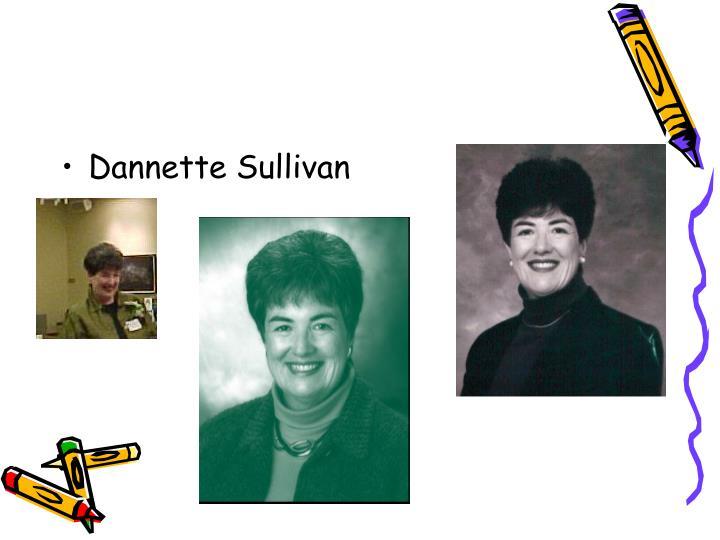 Dannette Sullivan