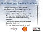 now that you are the fire chief3