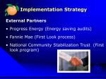 implementation strategy1
