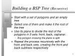 building a bsp tree recursive3