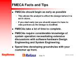 fmeca facts and tips