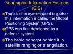 geographic information systems gis3