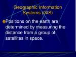 geographic information systems gis4