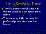 internal combustion engine1