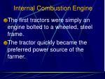 internal combustion engine1