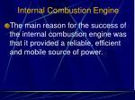 internal combustion engine4