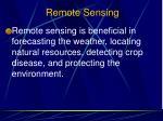 remote sensing2