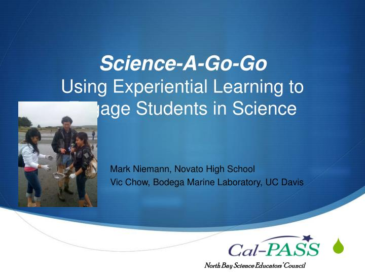 science a go go using experiential learning to engage students in science