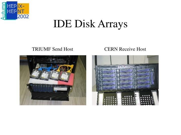 IDE Disk Arrays