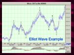 elliot wave example