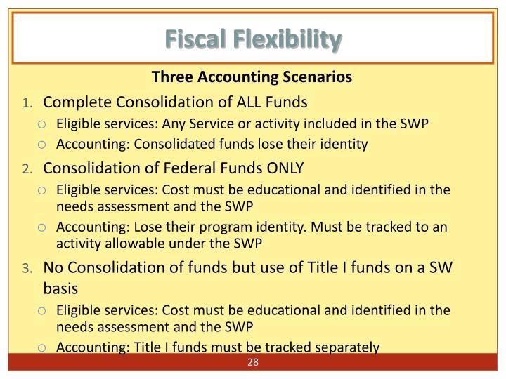 Fiscal Flexibility