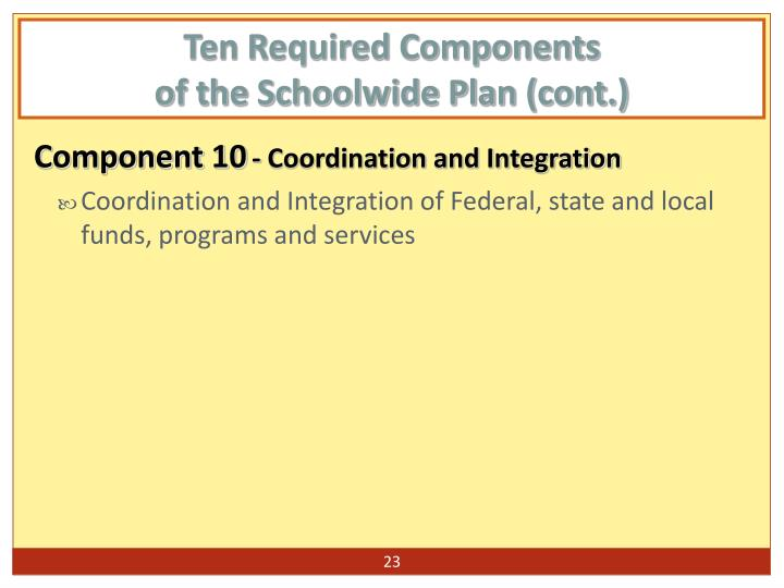 Component 10