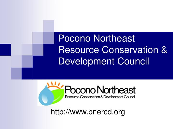 pocono northeast resource conservation development council n.