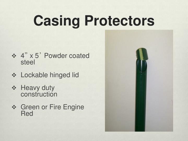 Casing Protectors