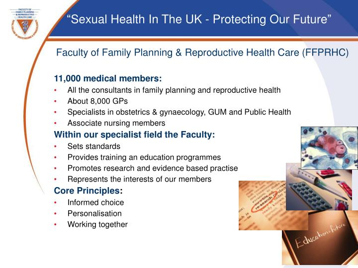 Faculty of Family Planning & Reproductive Health Care (FFPRHC)
