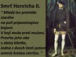 smr henricha ii