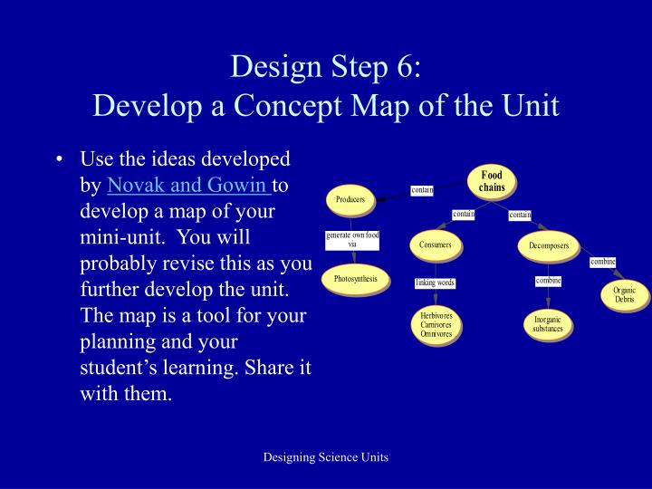 Design Step 6: