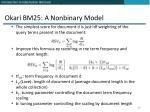 okari bm25 a nonbinary model1