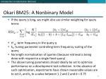 okari bm25 a nonbinary model2