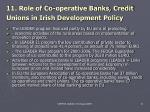1 1 role of co operative banks credit unions in irish development policy