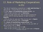 12 role of marketing cooperatives in eu
