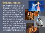 helpers amulet