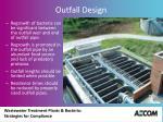 outfall design