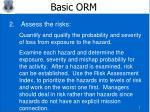basic orm5