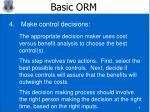 basic orm7