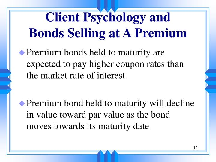 Client Psychology and