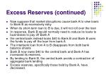 excess reserves continued1