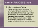views of process cont1